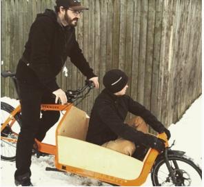 Cargo Bike Delivery Service